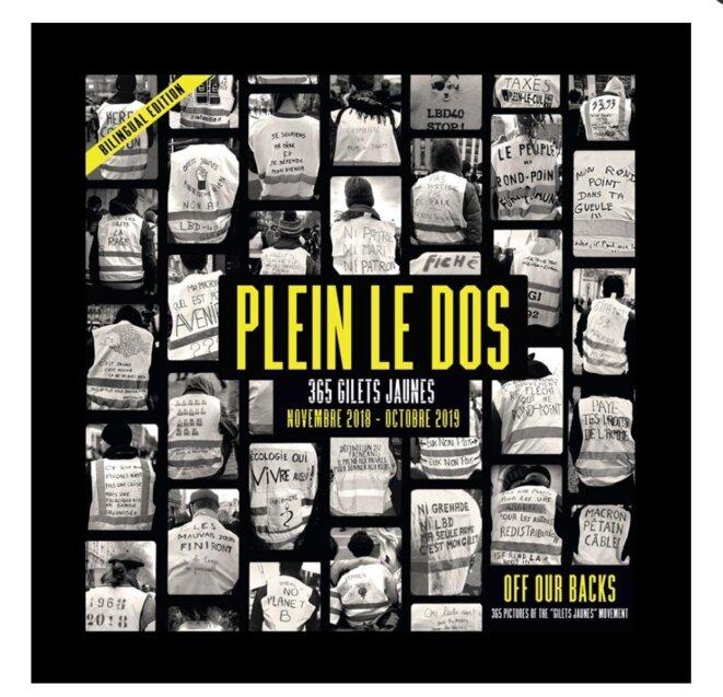 Livre du collectif Plein le dos, projet participatif de mémoire populaire © PDL