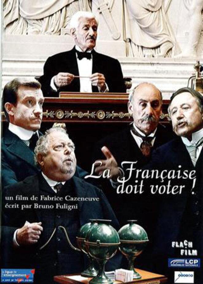 La Française doit voter, un film co-produit par la Ligue de l'enseignement