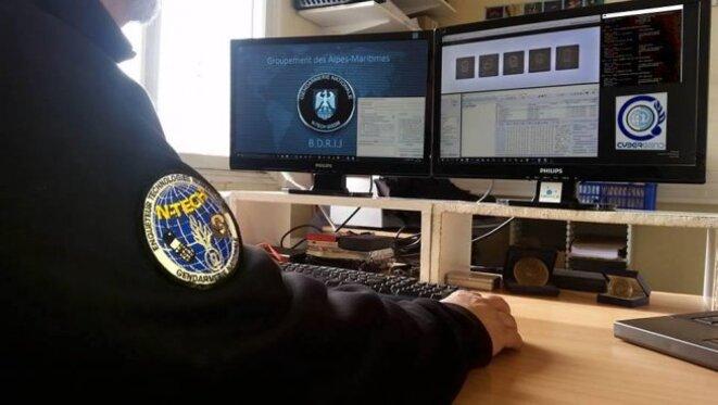 policehightech