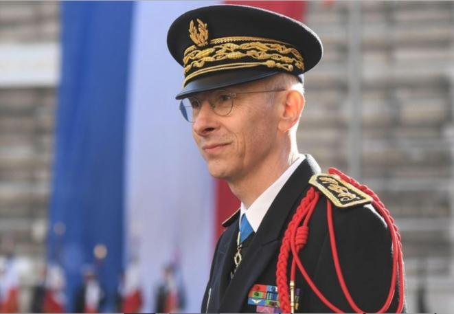 Didier Lallement a été nommé préfet depolice de Paris le 20 mars 2019. © AFP