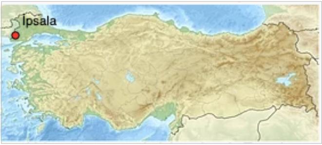 Ipsala © wikipedia (libre de droits)
