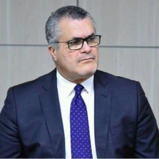 Son Excellence JACQUES MICHEL MOUBOUTE-BELL, Ambassadeur du Gabon au Brésil.