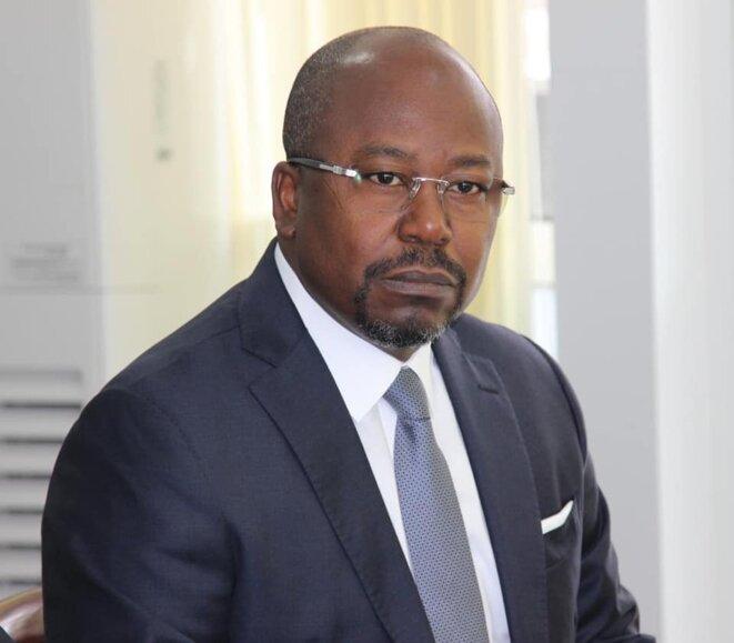 Alain Claude Bilié Bi Nzé, Ministre des Affaires Etrangères du Gabon