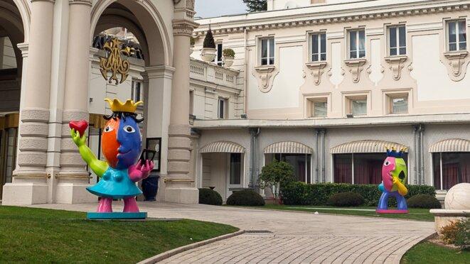 Casino Grand Cercle d'Aix-les-Bains © plbillot