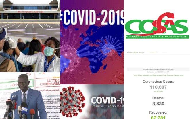 La COSAS se prononce sur l'épidémie de COVID-19