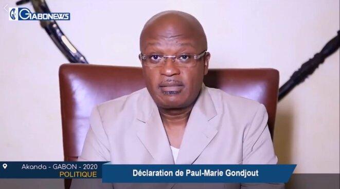 GABON – M. Paul-Marie GONDJOUT