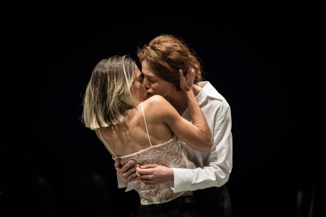 """Illusions perdues"", Coralie et Lucien © Simon Gosselin"