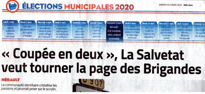 municipales-2020-la-salvetat-sur-agout-midi-libre-08-mars-liste-granier-jacqueline