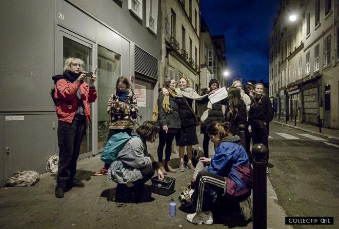 © Maxwell Aurélien James / Collectif Oeil