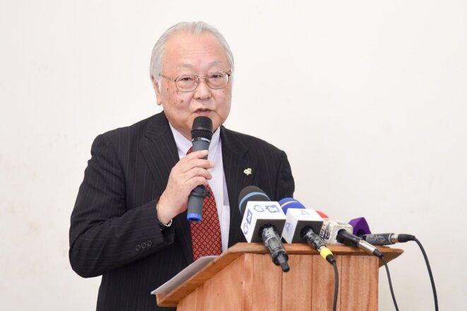 S.E.M. Masaaki SATO, Ambassadeur du Japon au Gabon