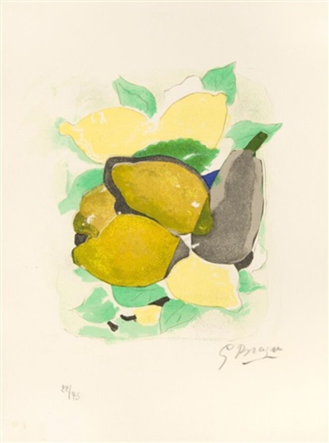 Georges Braque © Georges Braque