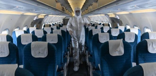 19 mars 2020-coronavirus-perte financière pour les compagnies-plus de passagers.