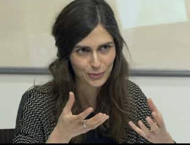 Auriane Guilbaud.