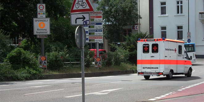 Le Bade-Wurtemberg propose d'accueillir des patients français. © 4028mdk09 / Wikimedia Commons / CC-BY-SA 3.0