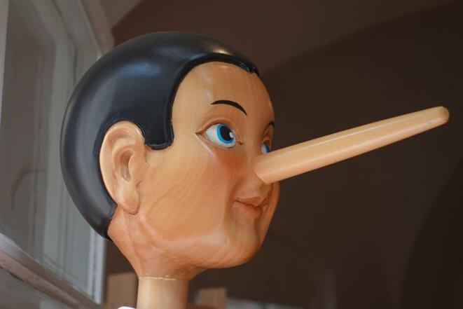 Le grand mensonge