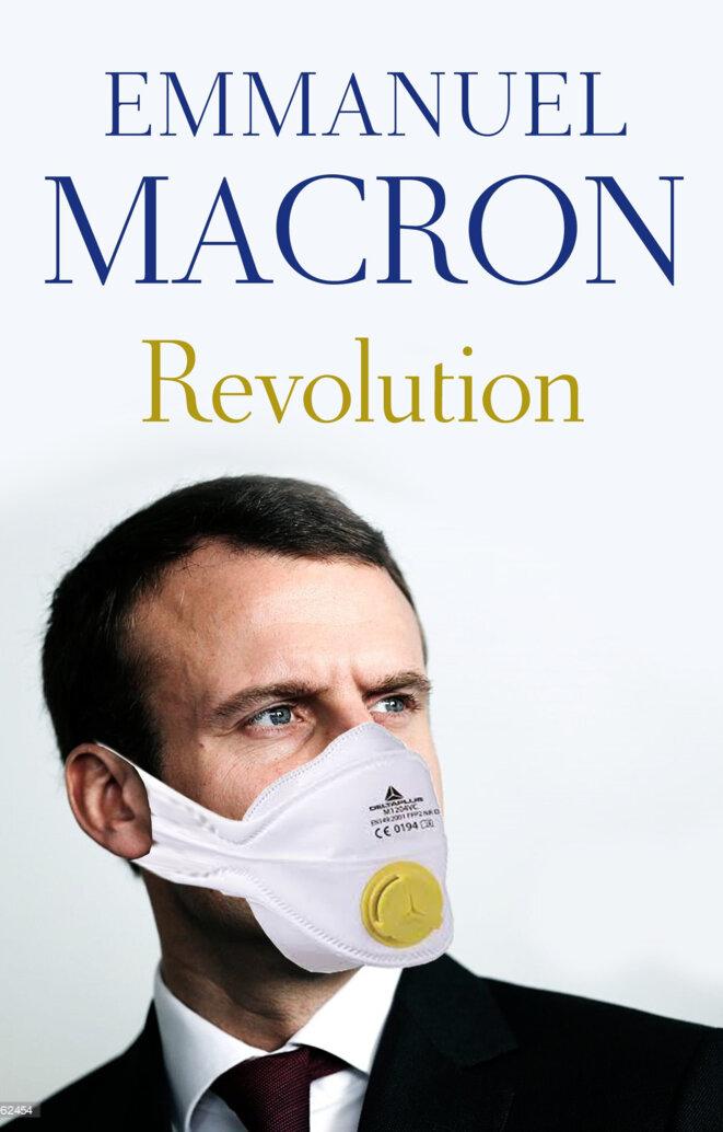 Macron bas les masques