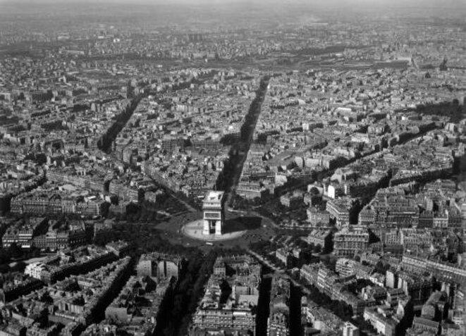 Paris vue générale © Pierre Reynaud