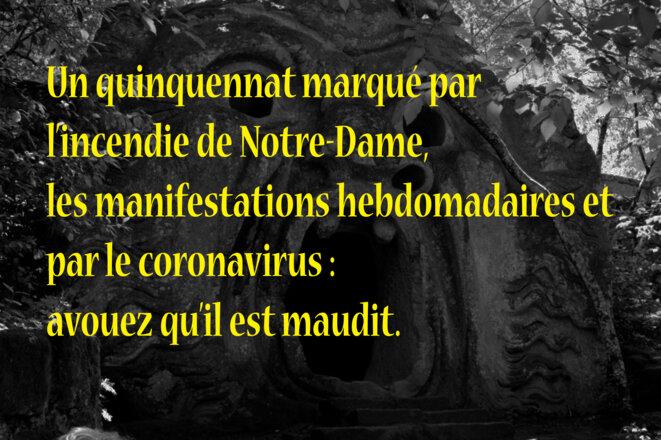 Quinquennat Macron © Jacques Chuilon