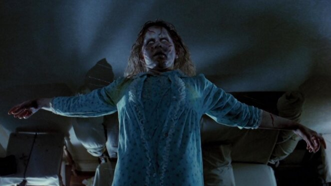 """L'Exorciste"" (The Exorcist) de William Friedkin © Warner Bros."