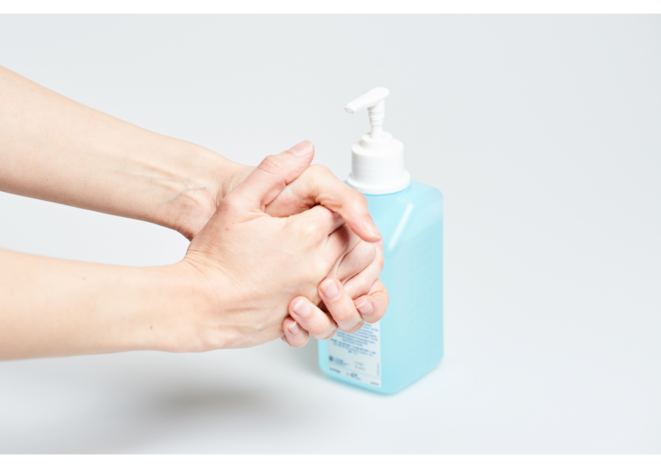 Les États membres de l'UE n'ont pas les mains propres. On leur conseille de les laver. © Dati Bendo (ID: P-042956/00-05  Date: 12/03/2020  Location: Brussels - EC/Berlaymont)