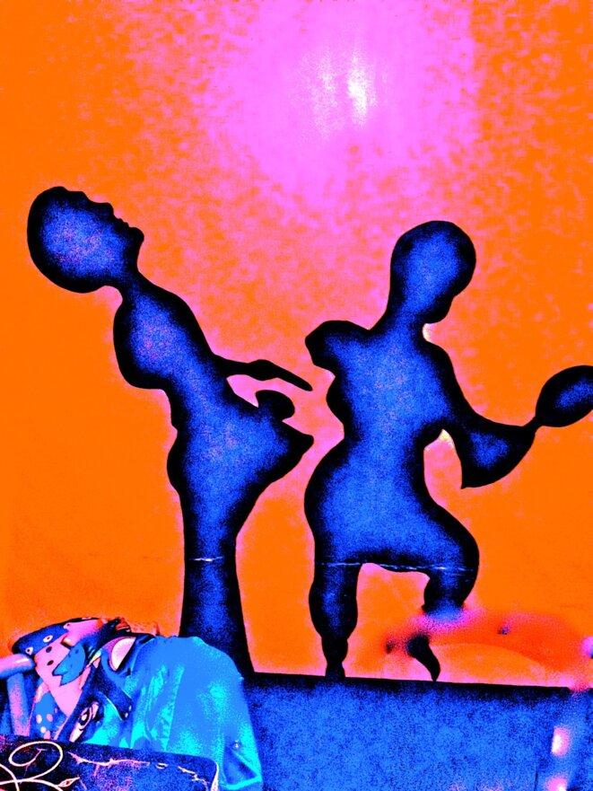 Danse © Nadia AGSOUS