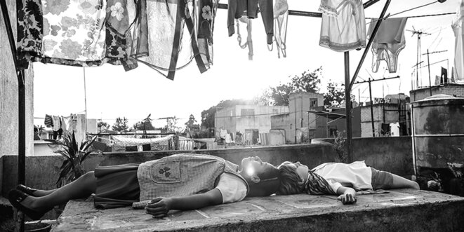 """Roma"" d'Alfonso Cuarón © Warner Bros."