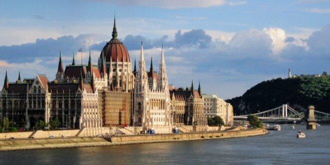 A Budapest, la démocratie est en péril. © Ludo Lepeletier / Famien Leblois / Wikimedia Commons / PD