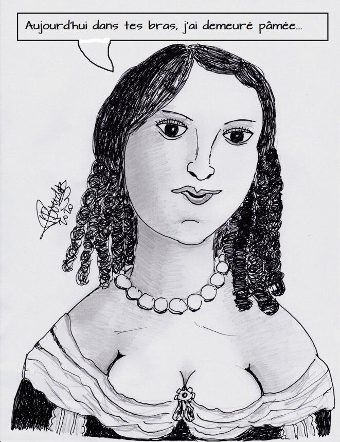 Madame de Villedieu © Jean-Pierre Boudet