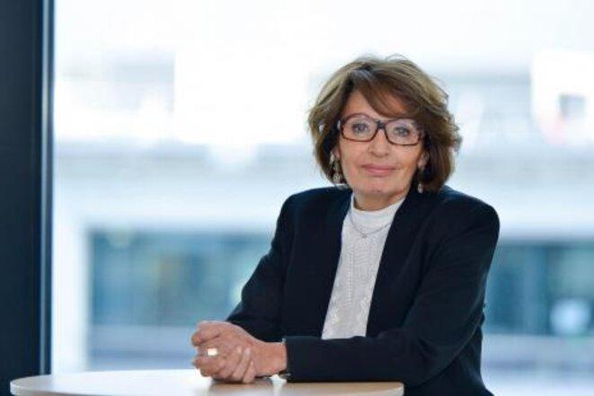 Anne-Marie Armanteras-de Saxcé, conseillère santé au cabinet du président de la République