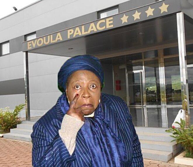 Patience Dabany poursuit Edith-Lucie Bongo de sa rancœur