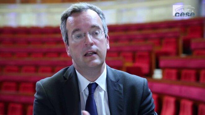 Thomas Fatome, directeur adjoint de cabinet du Premier ministre.