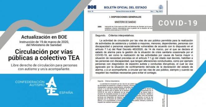 © Confederation Autismo Espana