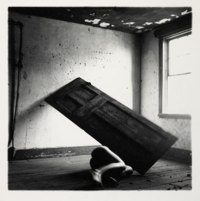 Francesca Woodman, «Untitled», 1980. © DR