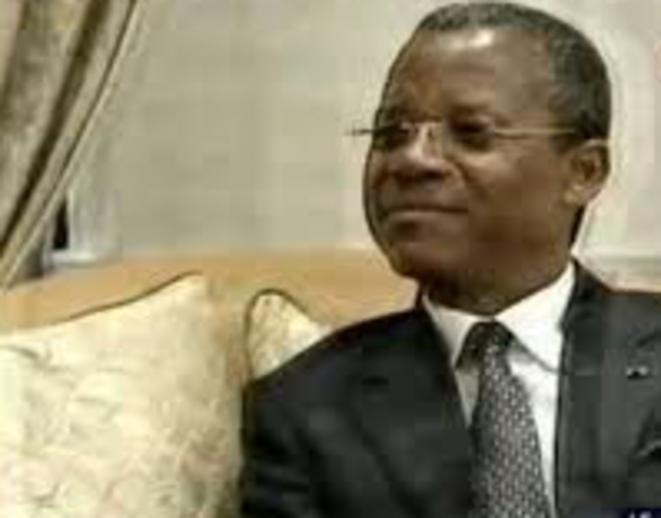 Vice Amiral Jean Domique Okemba