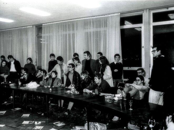 """""""Filles de mai. Voix de femmes, de 1968 au féminisme"""" de Jorge Amat © Doriane Films"""
