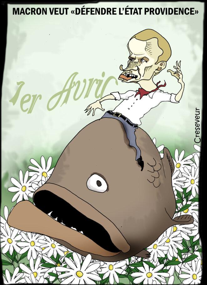 poisson-de-macron