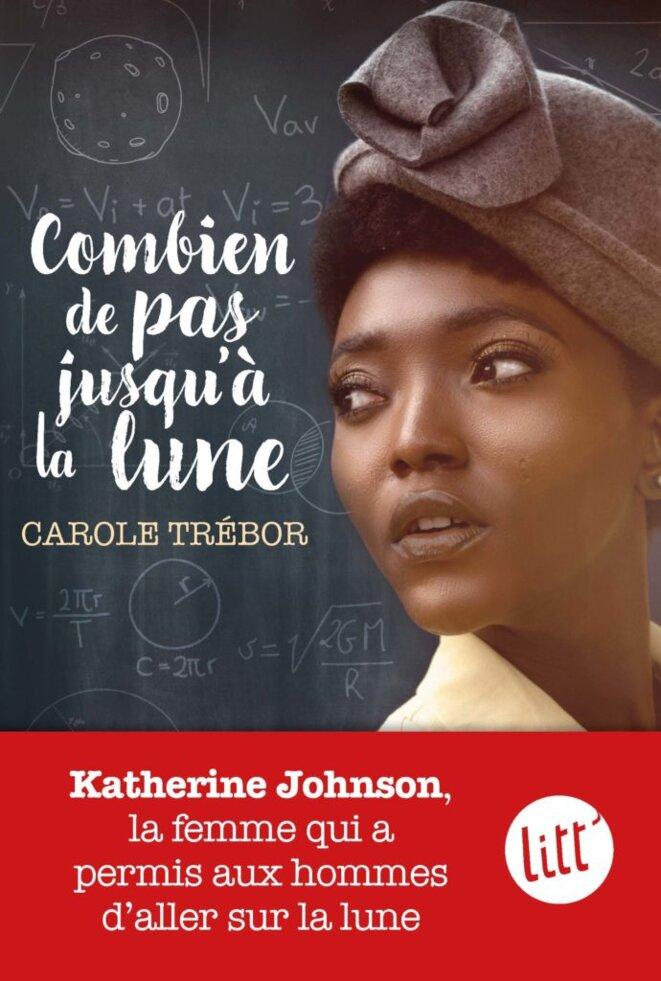 """Couverture du livre """"Combien de pas jusqu'à la Lune ?"""" de Carole Trébor"""