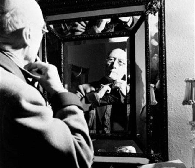 """""""Avec André Gide"""" de Marc Allégret © Doriane Films"""