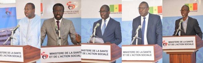 Bilan de la gestion du COVID-19, après un mois, au Sénégal