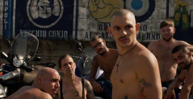 Ultras, un film du réalisateur Francesco Lettieri racontant l'histoire d'un groupe ultra napolitain fictif | © Netflix
