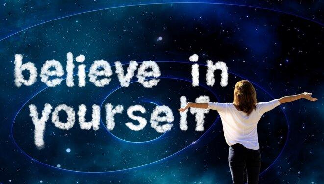 Confiance en soi © Alexas Fotos