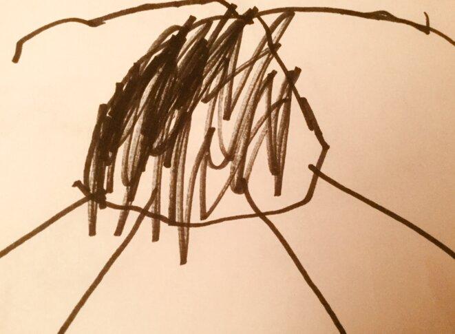 Un Ragno © Tonio