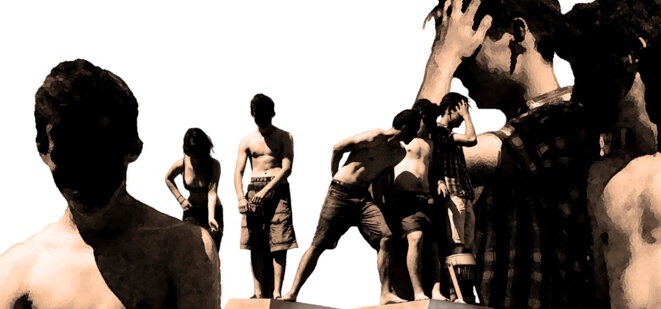 Humanoïdes Bipèdes... © Editions SQSB