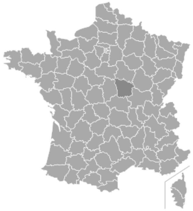La Nièvre, c'est ici