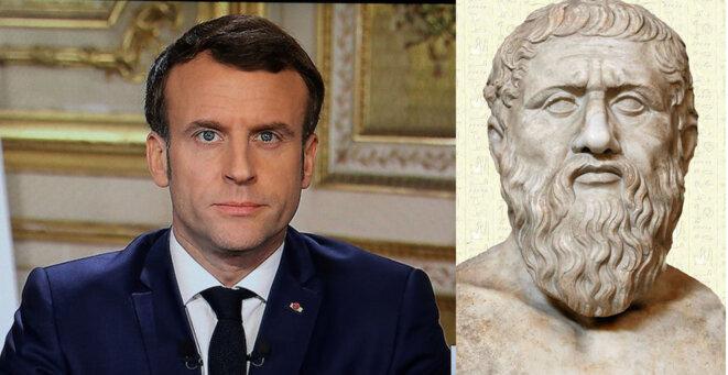 Macron ou Platon ?