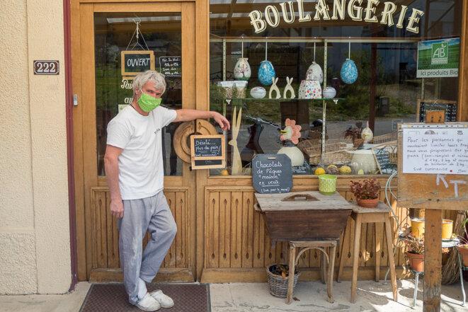Doudou, le boulanger © plbillot