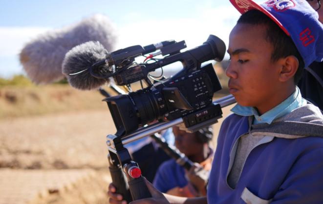 photo tournage Graines d'espoir 5 © florian revol