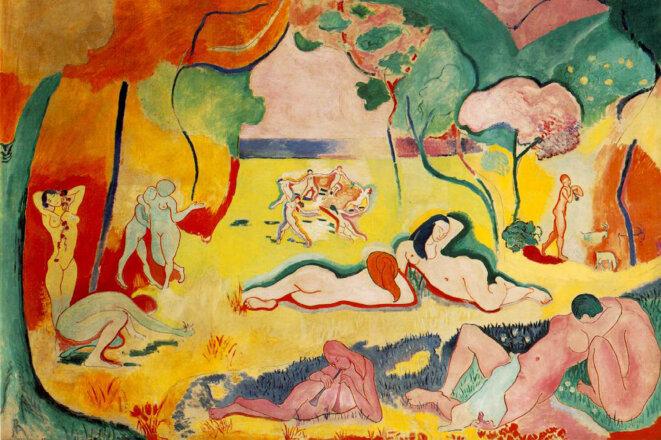 Le bonheur de vivre © Henri Matisse