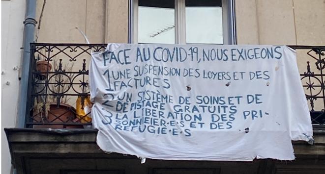 Paris, 2 avril 2020 © davduf