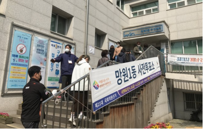 Vote à Séoul © FO